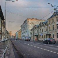 Утренняя Москва.. :: марк