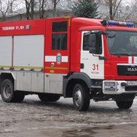 Пожарная машина :: Дмитрий Никитин