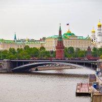 Московский вид... :: Сергей Кичигин