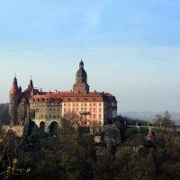 Замок Ксендз.. Польша :: Эдвард Фогель