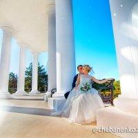 Свадебное фото.Черное море. :: ОЛЕГ ЧЕБАНЕНКО