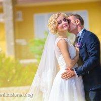 Wedding summer foto. :: ОЛЕГ ЧЕБАНЕНКО