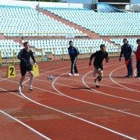 Королева спорта лёгкая атлетика... :: Андрей Хлопонин