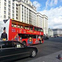 Один день в Москве. :: Валерия Комова