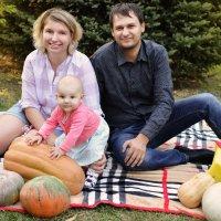 Счастливая семья :: Кристина Старшова