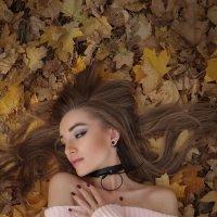 Мечтательная осень_3 :: Julia Martinkova