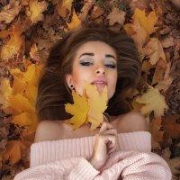 Мечтательная осень_1 :: Julia Martinkova