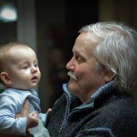 С дедом :: Владимир Гурьянов