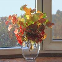 Осенний букет :: Ольга Акимова