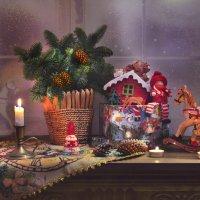 Для чего придуман Новый год? :: Валентина Колова