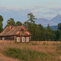 Баргузинские пейзажи :: Владимир Гришин