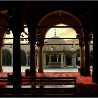 Вечером в мечети :: Олег Курочкин