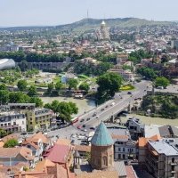 Тбилиси :: Tata Wolf