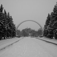 Бульвар героев! :: Радмир Арсеньев