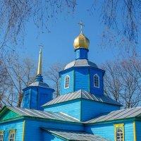 Blue :: Сергей Тарабара