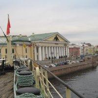 Горный институт с ледокола Красин :: Маера Урусова