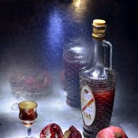 Вино и гранаты :: Александр Довгий