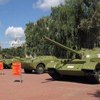 Музей военной техники. Пенза :: MILAV V