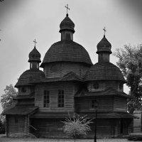 Церковь Покровы Богородицы. :: Андрий Майковский