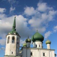 Церковь Рождества Иоанна Предтечи на Малышевой горе :: Наталья Герасимова