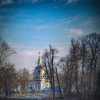 Кузьминки. Влахернское. :: Екатерина Рябинина