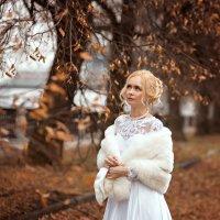 Осенняя свадьба :: Юлия Кувшинова