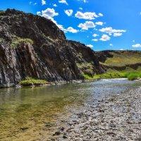 чистая река Онги :: Георгий А