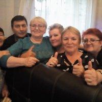 Одноклассники.10А класс.уже пенсионеры. :: Андрей Хлопонин
