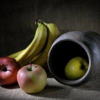 Про бананы и не только... :: Алексей Мезенцев