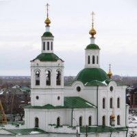 Вознесенско- Георгиевская церковь :: Galaelina ***