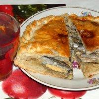 А мы тут рыбным пирогом балуемся!  :-) :: Андрей Заломленков