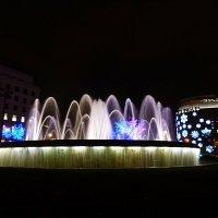 Барселона перед Рождеством :: Alm Lana