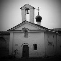 Церковь Андрея Стратилата в Великом Новороде :: Andzhin