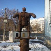 Суровый челябинский мужик :: Андрей