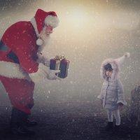 Новогодний этюд :: Sergii VIdov
