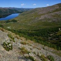 треккинг к Голубому озеру на высоте 3000 м :: Георгий А