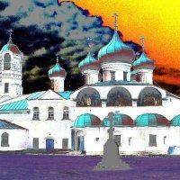 Есть храмы на Русской Земле. :: Георгиевич