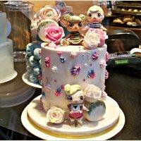 Тортик. :: Валерия Комова