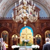 Иконостас Форосской церкви в Крыму :: Елена (ЛенаРа)