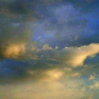 Облака перед дождём :: Татьяна Мирохина