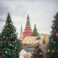 Новогодняя Москва :: Надежда Антонова