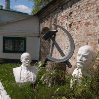 Забытые вожди истории :: Владимир Бухаленков
