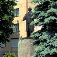 Дедушка Ленин :: Сергей Карачин