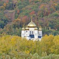 церковь святителя Алексия :: aleksandr Крылов