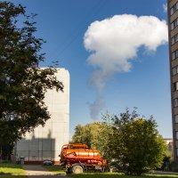 Вот так делают облака... :: ТатьянА А...