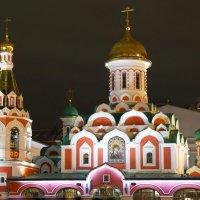 Собор Казанской иконы Божией Матери, Красная площадь, Москва :: Иван Литвинов