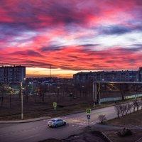 Небо в декабре :: Сергей Никифоров