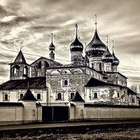 монастырь. :: AVI