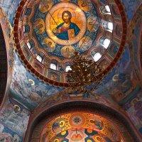 Роспись купола собора. Саракташ. Оренбургская область :: MILAV V
