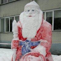 Дед Мороз :: Радмир Арсеньев
